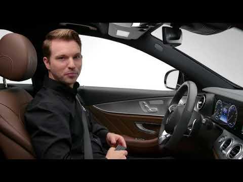 How-To: Garage Door Opener | Mercedes-Benz Canada