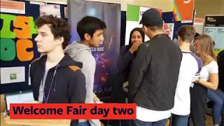 UCL Freshers' Fair