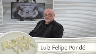Roda Viva | Luiz Felipe Pondé | 08/08/2016