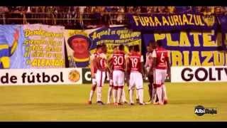 El llamado de la gloria :: Santa Fe vs Huracan :: Final Copa Sudamericana 2015 :: [PROMO]