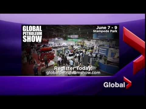 Global Petroleum Show 2016 - Canada's largest oil and gas event