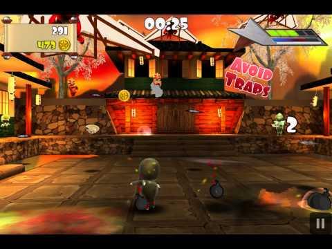 Ninja Chaos Gameplay Trailer