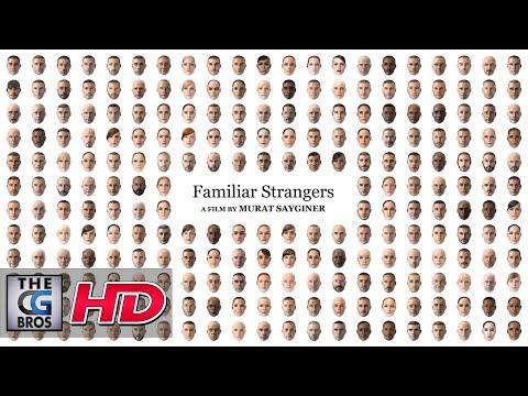 "CGI 3D Animated Short: ""Familiar Strangers"" - by Murat Sayginer | TheCGBros"