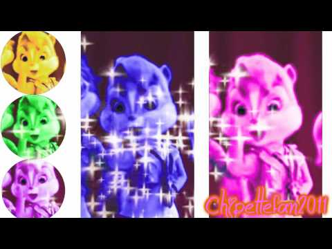 The Chipettes~We R Who We R (Entry for loverxje's Contest)