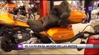Ducati   Noticiero Mega El lujo en el mundo de las motos   17 de Mayo