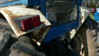 1975 Ford 7000 Dual Power 2wd Tractor