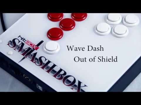 Wave Dash / OoS - Smash Box SSBM
