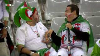 Vuvuzela-Fun at England - Algeria (World Cup 2010 Group Stage )