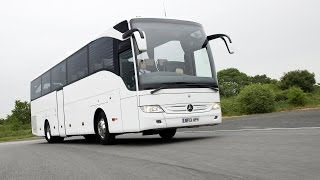 ETS2 Mercedes busz teszt Kalmar - Jönköping