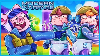 Modern Warfare moments that really fill up the diapers...
