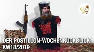 Der Postillon Wochenrückblick (29. April - 4. Mai 2019)