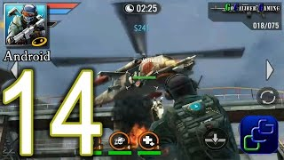 Frontline Commando 2 Android Walkthrough - Part 14 - Episode 10: Hunting Grounds