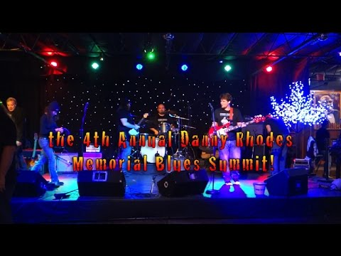 The Mods - 4th Annual Danny Rhodes Memorial Blues Summit - Main Stage 2016