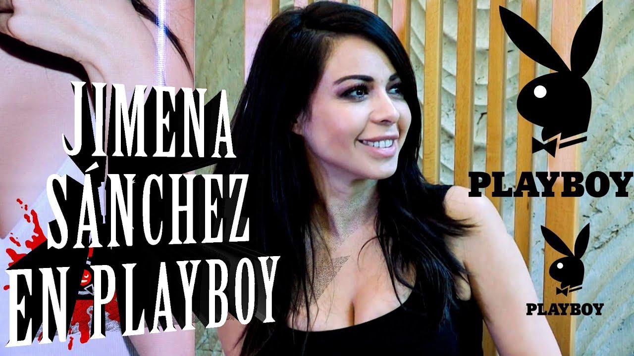 Jimena Sánchez En Playboy