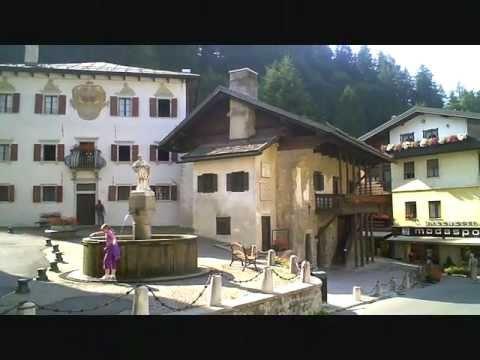 La casa di Tiziano a Pieve di Cadore  YouTube