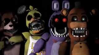Песня five nights at freddy (На русском)