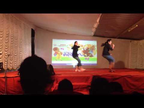 rockaankuthu - premam.. Dance performance