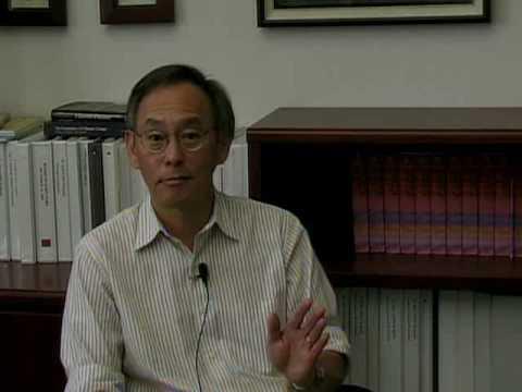 """Steve Chu - Climate Change as """"Titanic the Sequel"""" - Copenhagen Climate Council and CITRIS Interview"""