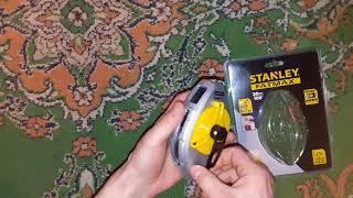Розпакування Шнур розмічальний Stanley FatMax Xtreme 30 м з Rozetka.com.ua