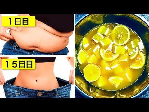毎朝1ヶ月レモン水を飲み続けた私に起こったこと