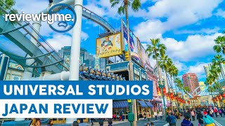 The Greatest Universal Studios Park - Universal Studios Japan Overview and Review