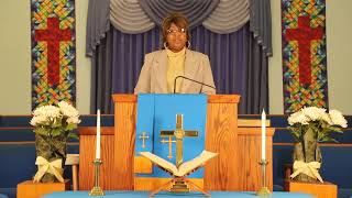 """Minister LaVerne Andrews Sermon - """"Thanksgiving"""""""