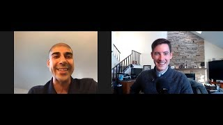 Ep. 50 Dr. Ali Jaffery: World Travels and Getting Outside of Your Comfort Zone