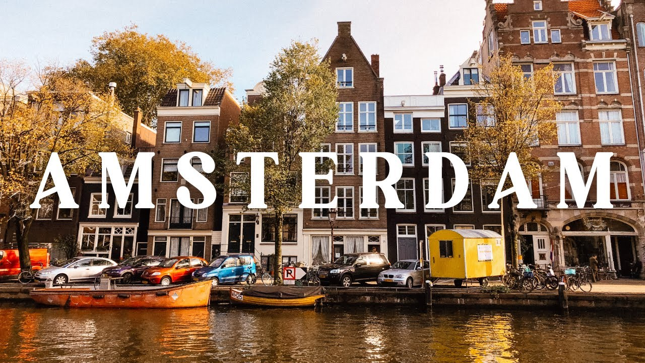 Our Amsterdam House Tour + ADE