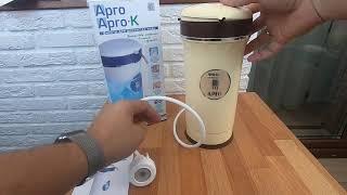 Фильтр для воды АРГО - Обзор, отзыв и инструкция
