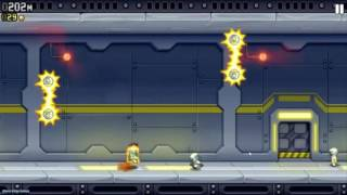 Jetpack Joyride - PC Gameplay - Part 3