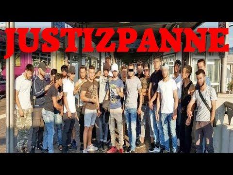 Mega-Justizpanne im Fall der Gruppenvergewaltigung in Freiburg