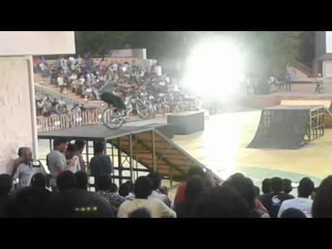 Shaastra 2016 IIT Madras: Freestyl'air in Open Air Theatre, IITM