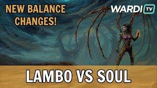 Lambo vs souL (ZvT) - NEW BALANCE CHANGES!