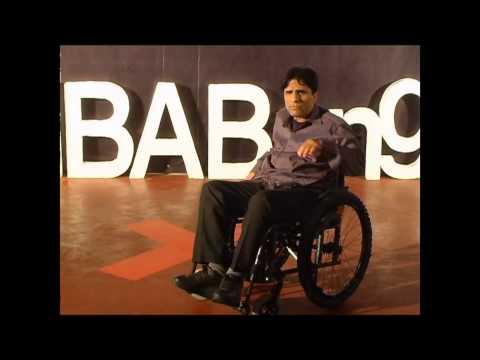 Navin Gulia TEDx IBA Bangalore