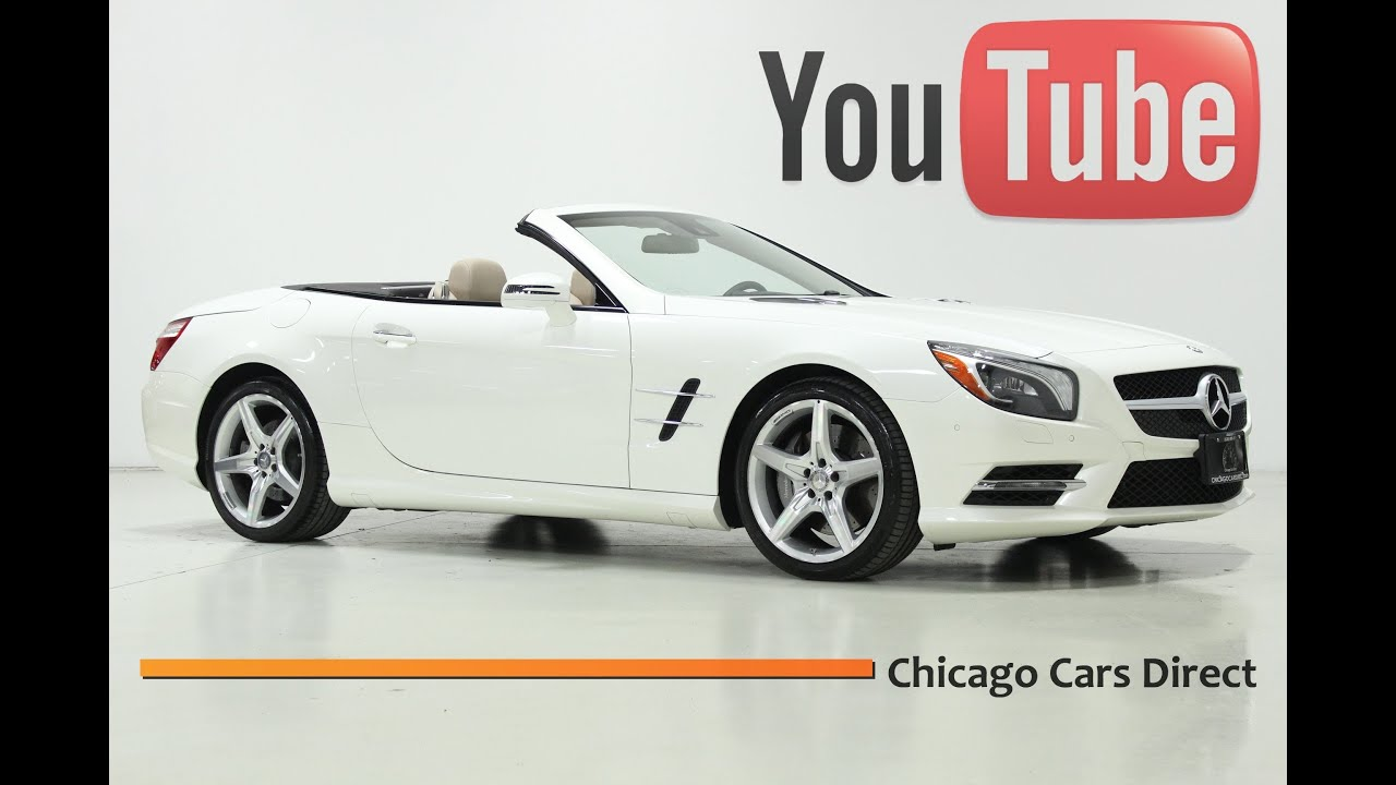 benz mercedes review class up used and convertible watch roadster slk start youtube tour