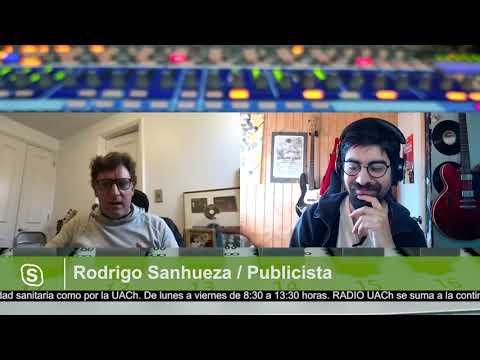 ESPECIAL ENTREVISTAS RADIOUACH - 03 DE AGOSTO 2020 (Rodrigo Sanhueza) from YouTube · Duration:  1 hour 9 minutes 16 seconds