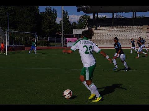 FOOTBALL Féminin - ASSE contre OM
