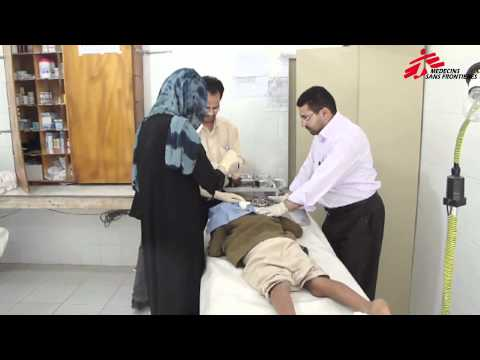 Yemen: Supporting Health Facilities
