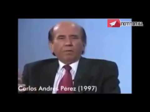 Ex presidente Carlos Andres Perez predijo Dictadura en ... |Carlos Andres Perez Meme