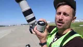 Споттинг на Canon 1Dx mark II Новый опыт фотографа