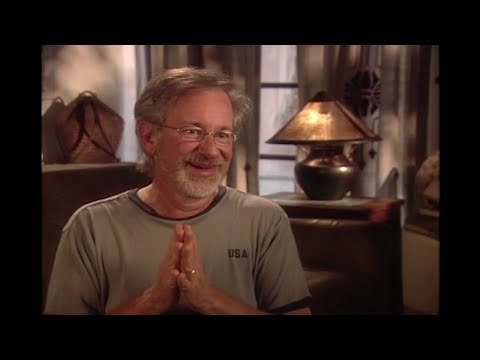 Steven Spielberg on LAWRENCE OF ARABIA