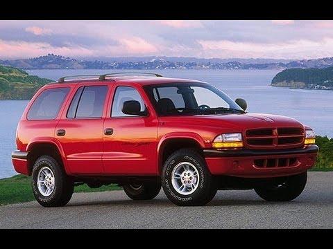 2000 Dodge Durango SLT 4.7 L V8 Start Up and Review
