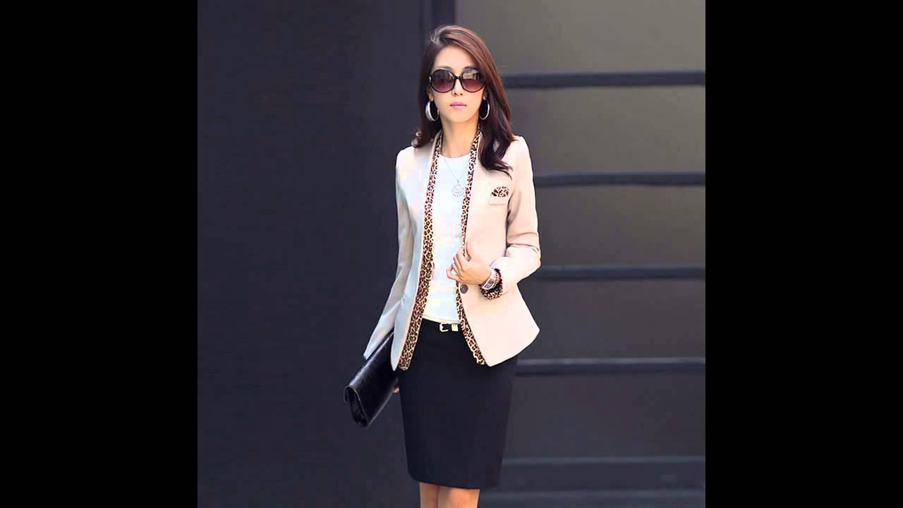2f54822dbb Outfits con blazer beige - YouTube