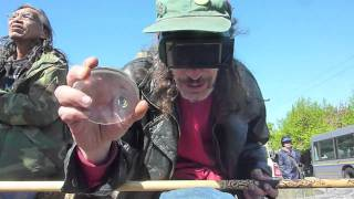 Daniel Thompson speaks about his Heliography Art in Vancouver DTES.mp4
