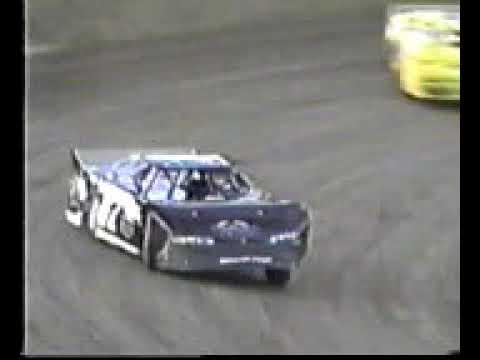 Clint Hines Winner -- 34 Raceway Late Model Heat # 1 -- 08-12-2000