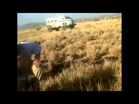 Marikana massacre: police shooting video footage