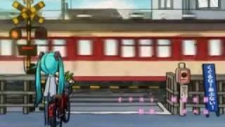 [miku] Mukashi Mukashi No Kyo No Boku 【黒猫】