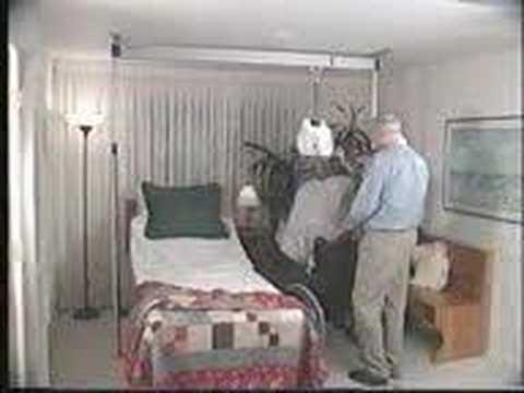 BHM Voyager Portable Hoist Video