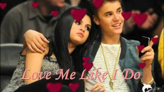Love Me Like I Do {3}