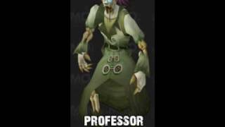 Professor Putricide Audio